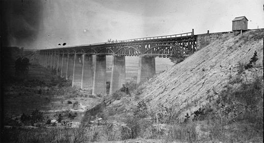 High Bridge 1865