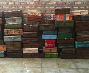 Green Front Travels Abroad: Searching For Treasures