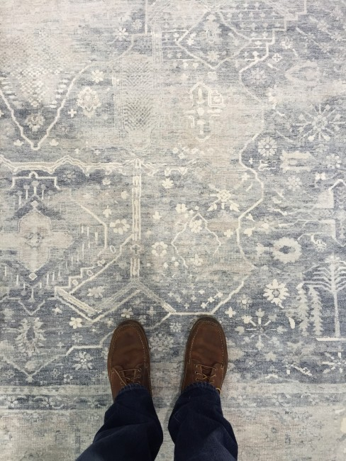 The Antiquer - Domotex Rug
