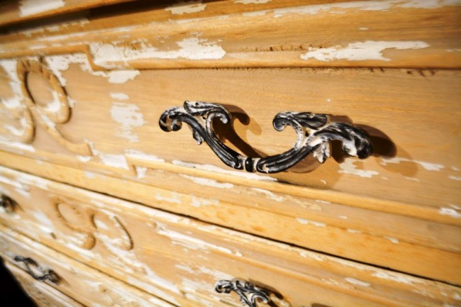 Carved Chest $1395