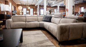 Green Front Furniture Sectionals