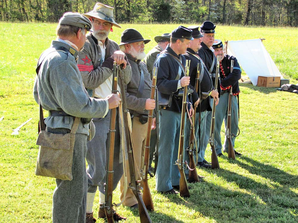 Sailor's Creek Battlefield Historic State Park