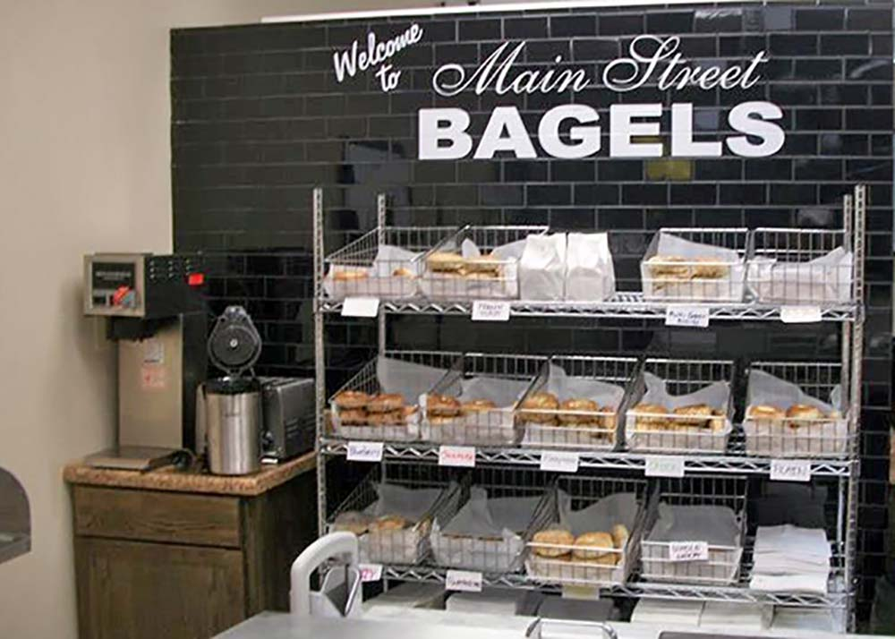 Main Street Bagels and Bistro