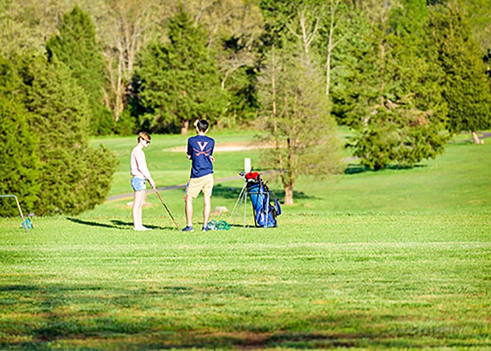 Farmville Golf Course