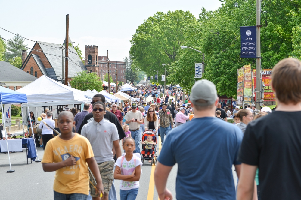 Annual Heart of Virginia Festival