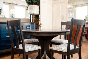 dining room set canal dover