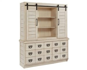 Green Front Furniture Storage