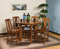 fusion designs dining table set