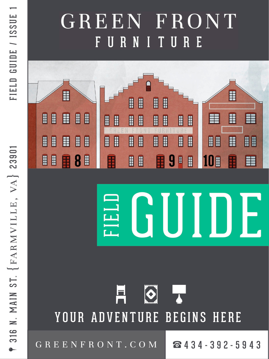 Green Front Field Guide