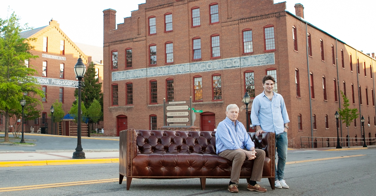 Green Front Furniture Named A Top 100 Furniture Store