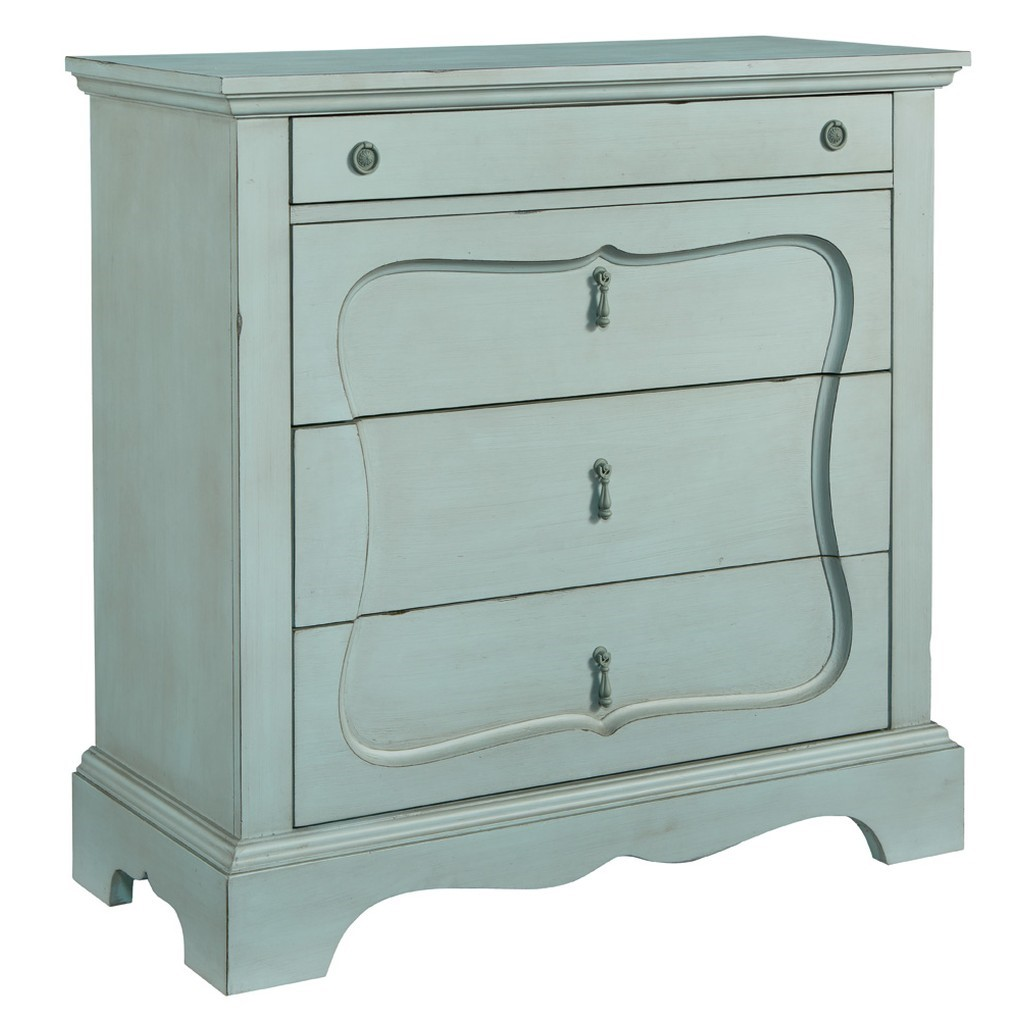 Silhouette 4-Drawer Chest