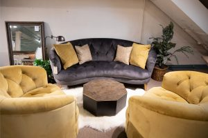 Alexander and James modern living room furniture