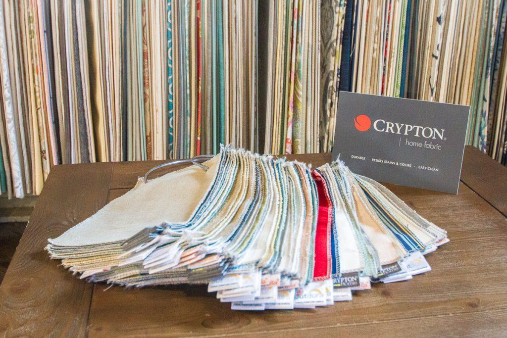 Crypton performance fabrics