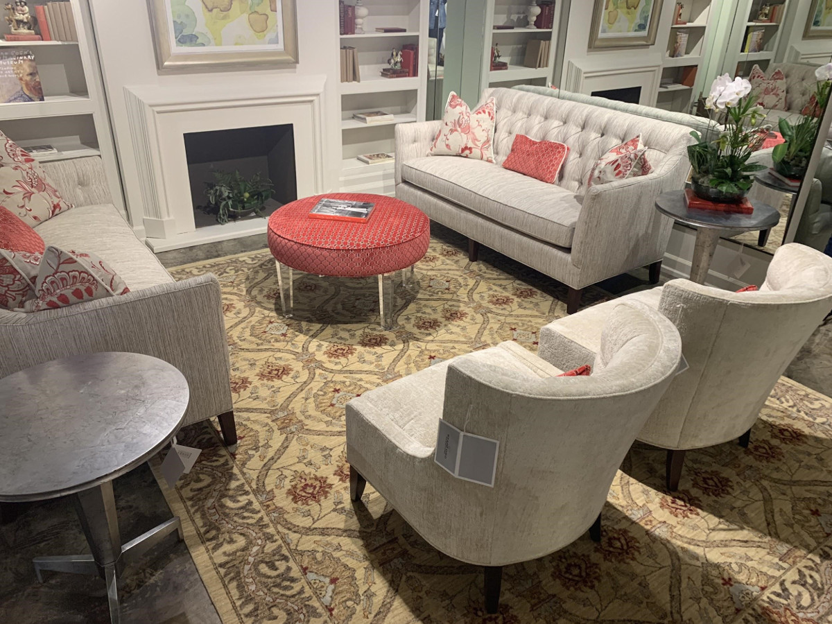 The Latest Looks At The High Point Market Green Front Furniture