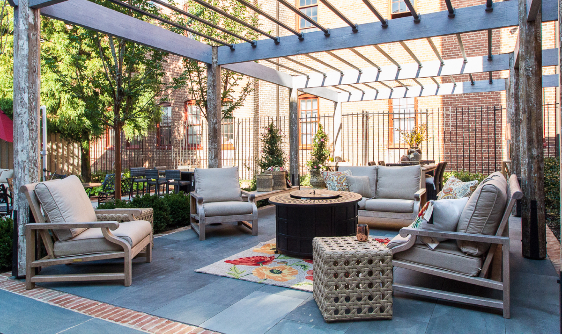 Explore Our Outdoor Furniture