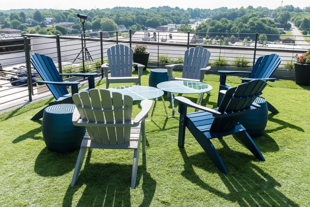 Seaside Casual adirondack chairs