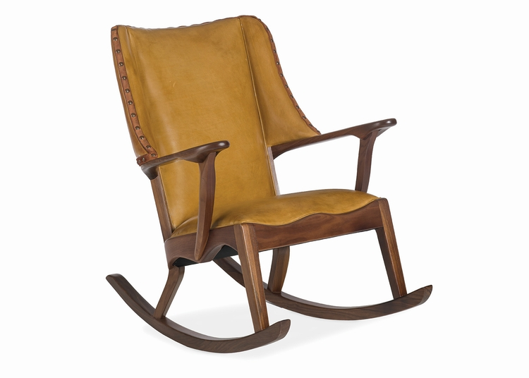 Hancock & Moore Braiding Rocking Chair