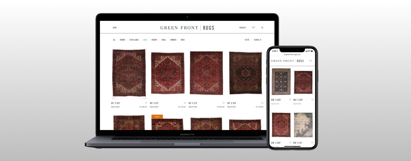 Green Front Rugs Shop Online