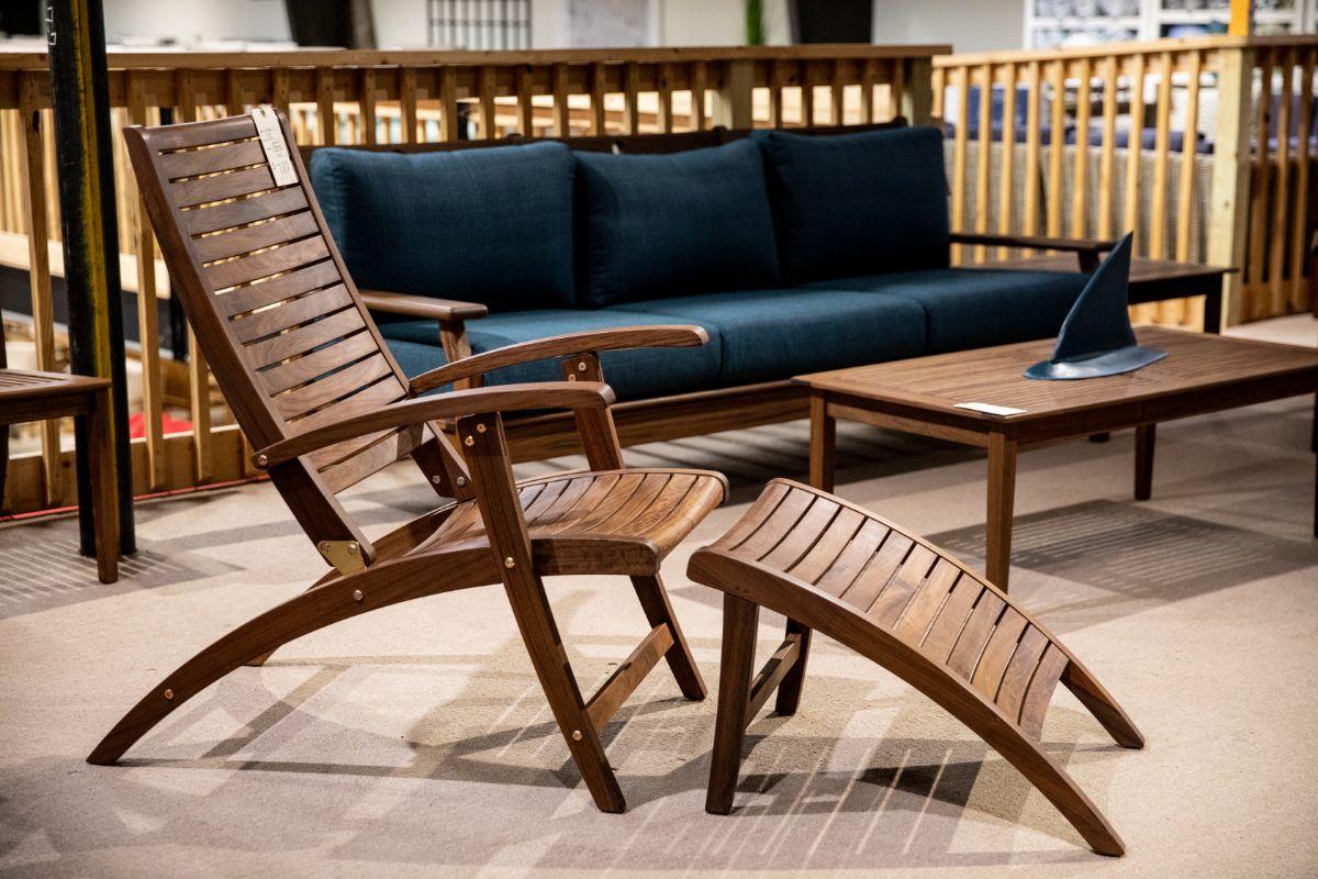 Jensen Leisure lounge chair