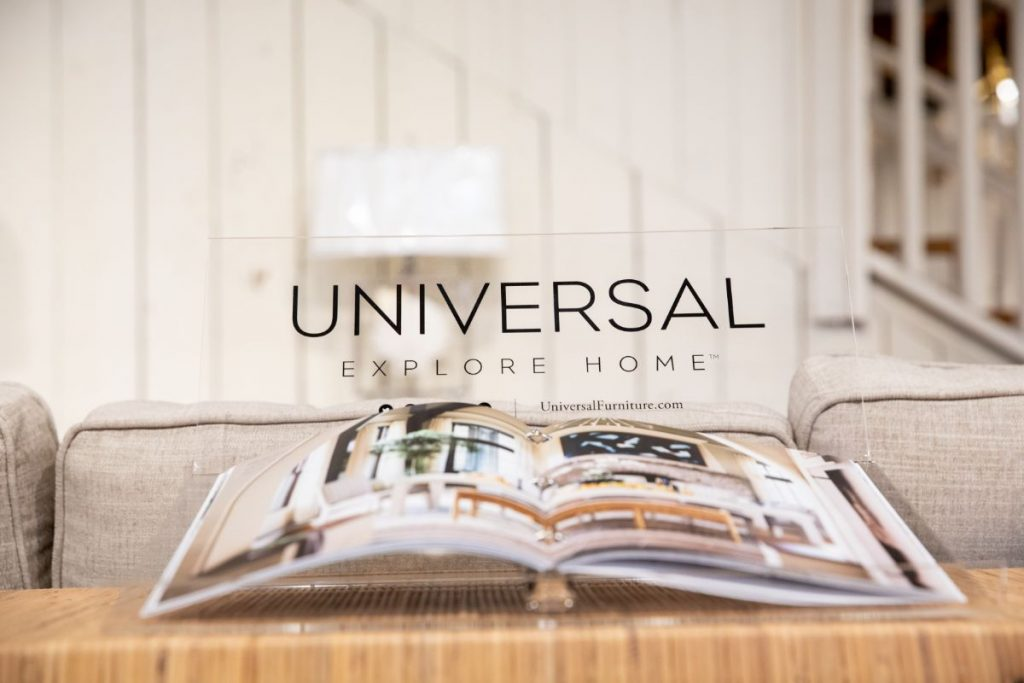 Universal room planning book