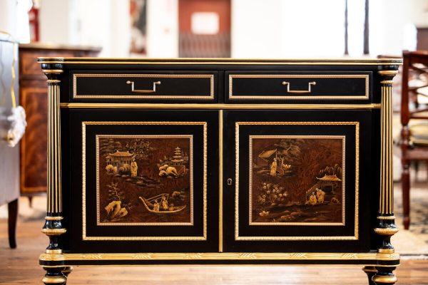Daguerre Chinoiserie Cabinet